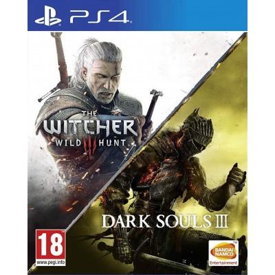 Dark Souls 3 + The Witcher 3: Wild Hunt Compilation