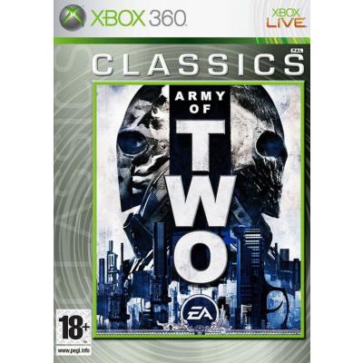 Foto van Army of Two (Classics) XBOX 360