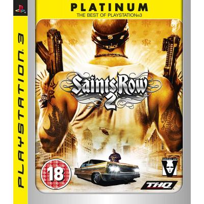 Foto van Saints Row 2 (Platinum) PS3