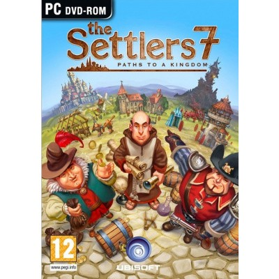 Foto van The Settlers 7 Path To A Kingdom PC