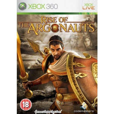 Foto van Rise Of The Argonauts XBOX 360