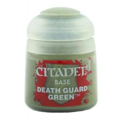 Citadel Base - Death Guard Green CITADEL