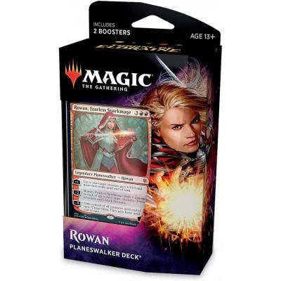 TCG Magic The Gathering Planeswalker Deck Throne Of Eldraine - Rowan MAGIC THE GATHERING