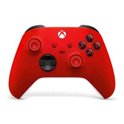 Foto van Wireless Controller One / Series X & S (Pulse Red) XBOX ONE