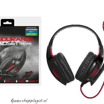 Foto van Trust Gxt330 XL Edurance Headset