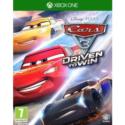 Cars 3 Vol Gas Voor De Winst XBOX ONE