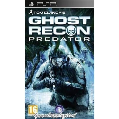 Tom Clancy's Ghost Recon Predator PSP