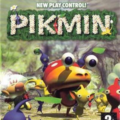 Foto van New Play Control! Pikmin WII