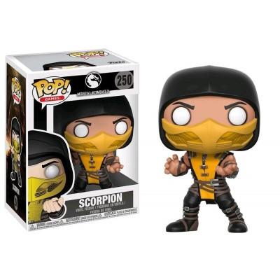 Foto van Pop! Games: Mortal Kombat X - Scorpion FUNKO
