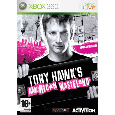 Tony Hawk's American Wasteland XBOX 360