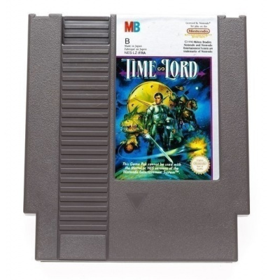 Foto van Time Lord (Losse Cassette) NES