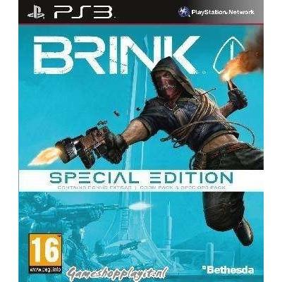 Brink Special Edition PS3