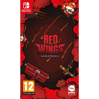 Foto van Red Wings: Aces Of The Sky - Baron Edition SWITCH
