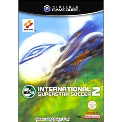 International Superstar Soccer 2 Nintendo GameCube