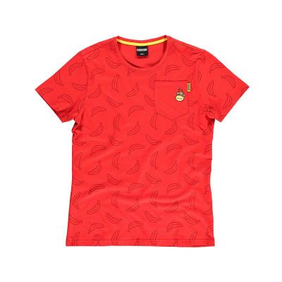 Foto van Nintendo - Donkey Kong AOP Men's T-Shirt - L