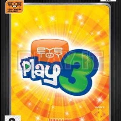 Eye Toy, Play 3 PS2