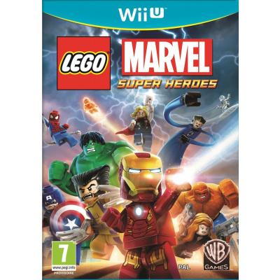 Foto van Lego Marvel Superheroes WII U