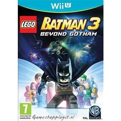 Foto van Lego Batman 3: Beyond Gotham WII U