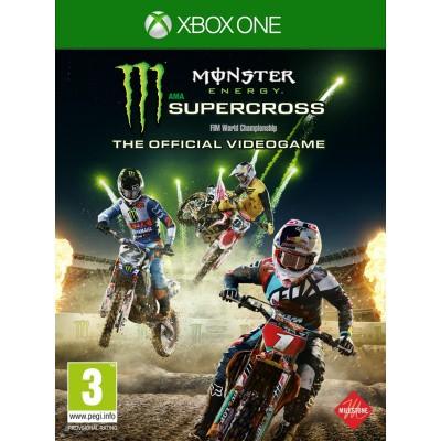 Foto van Monster Energy Supercross