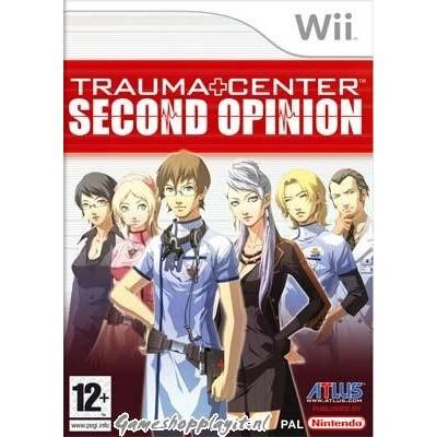 Trauma Center Second Opinion WII