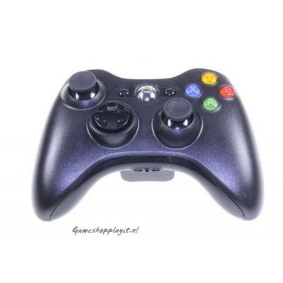 Foto van Wireless Controller Zwart XBOX 360