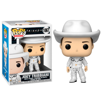 Pop! Television: Friends - Cowboy Joey FUNKO