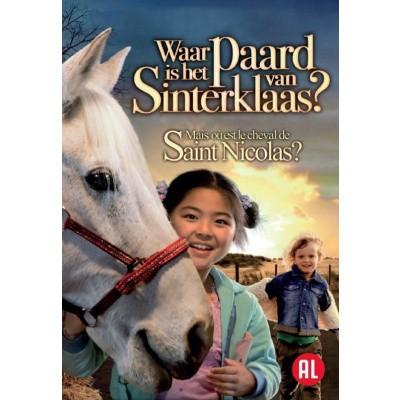 Waar Is Het Paard Van Sinterklaas? DVD