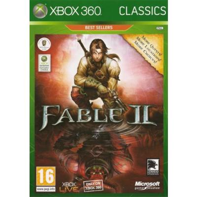 Foto van Fable II (Classics) XBOX 360