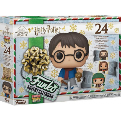 Harry Potter: Funko Pocket Pop! Advent Kalender FUNKO
