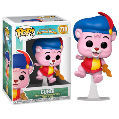 Pop! Disney: Adventures of Gummi Bears - Cubbi FUNKO