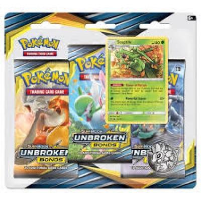 TCG Booster Packs Pokemon Sun & Moon Unbroken Bonds - Sceptile POKEMON