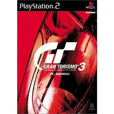 Foto van Gran Turismo 3 A-Spec met boekje (Japanse Import) PS2