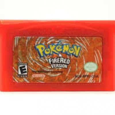 Foto van Pokemon Firered Version - Losse Cardridge GBA