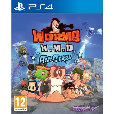 Worms: Weapons of Mass Destruction PS4