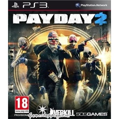 Foto van Payday 2 (Essentials) PS3