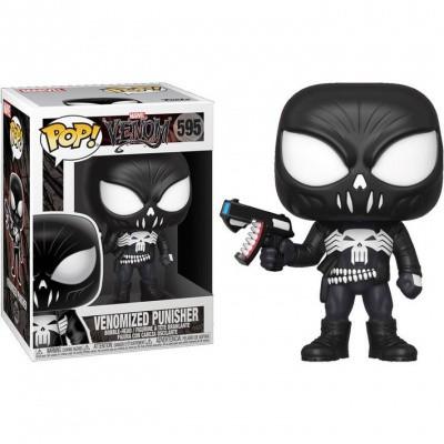 Foto van Pop! Marvel: Venom - Venomized Punisher FUNKO