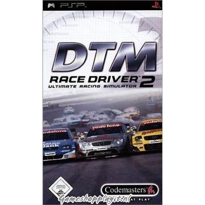 Dtm Race Driver 2 PSP