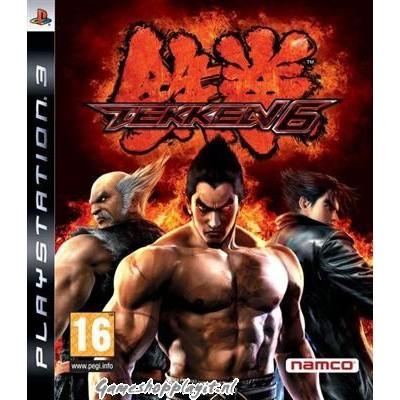 Foto van Tekken 6 PS3