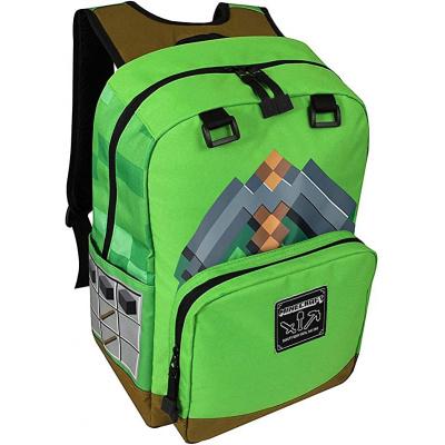 Minecraft - Pickaxe Adventure Backpack MERCHANDISE