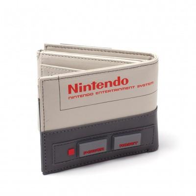 Foto van Nintendo - NES Console Bifold Wallet