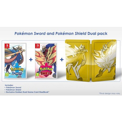 Foto van Pokémon Sword + Shield (Limited Edition) Nintendo Switch