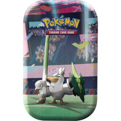 TCG Pokémon Galar Power Mini Tin - Galarian Sirfetch'd POKEMON