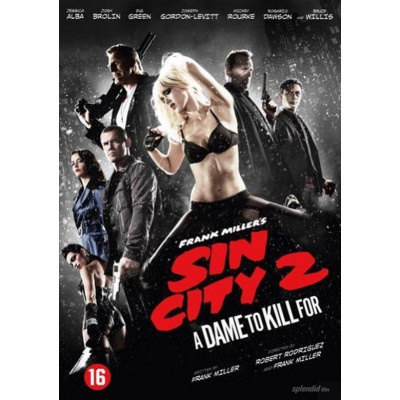 Foto van Sin City 2 A Dame To Kill For DVD