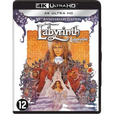 Foto van Labyrinth (4K Ultra HD) BLU-RAY