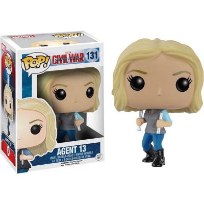 Pop! : Captain America Civil War - Agent 13 FUNKO