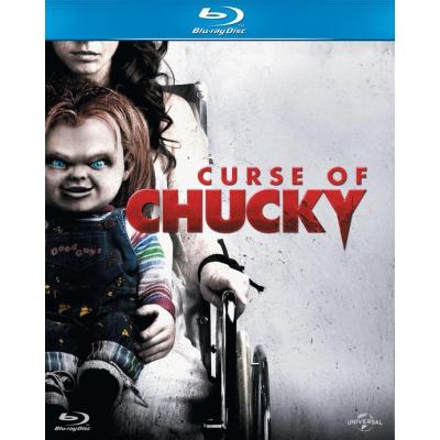Foto van Curse of Chucky BLU-RAY