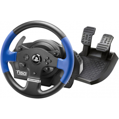 Foto van Thrustmaster T150 Force Feedback Wheel (Ps4/Ps3/Pc) PS4