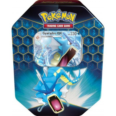 TCG Pokémon Hidden Fates Tin - Gyarados-GX POKEMON