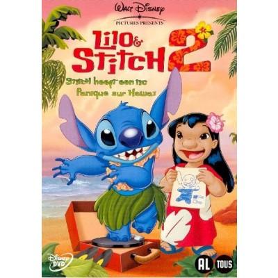 Foto van Lilo & Stitch 2 DVD