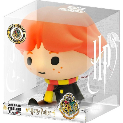 Harry Potter - Ron Weasley Chibi Money Box Figure MERCHANDISE